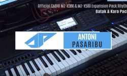 CASIO MZX Series – Batak & Karo Pack